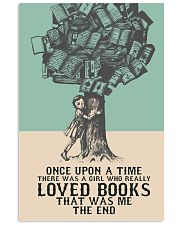 Love Books Tree 24x36 Poster front