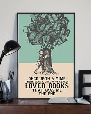 Love Books Tree 24x36 Poster lifestyle-poster-2