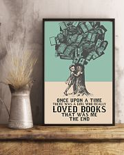 Love Books Tree 24x36 Poster lifestyle-poster-3