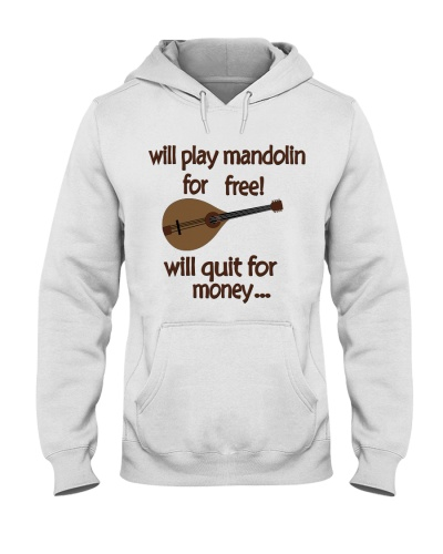 play mandolin