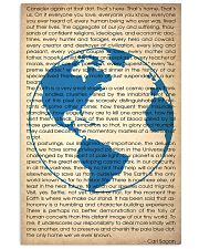 the Earth 24x36 Poster front