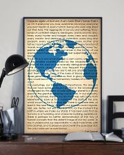 the Earth 24x36 Poster lifestyle-poster-2