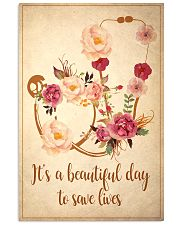 beautiful day 24x36 Poster front