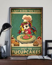 FU Cupcakes 24x36 Poster lifestyle-poster-2