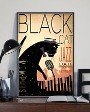 black cat 24x36 Poster lifestyle-poster-2