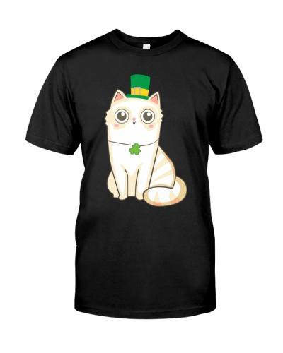 cats shamrock