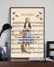 Girl and Music 24x36 Poster lifestyle-poster-2