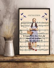 Girl and Music 24x36 Poster lifestyle-poster-3