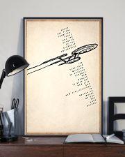 Spaceship Explore 24x36 Poster lifestyle-poster-2