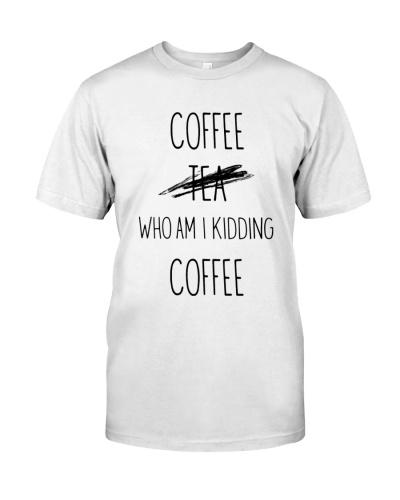 kidding coffee