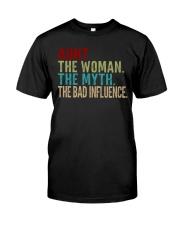 Aunt Classic T-Shirt front