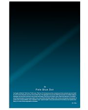 Blue Cover 24x36 Poster front