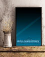 Blue Cover 24x36 Poster lifestyle-poster-3