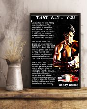 aint you poster 24x36 Poster lifestyle-poster-3