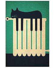 sleepy cat 24x36 Poster front