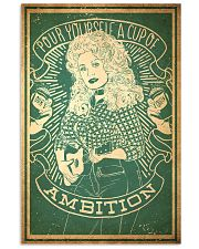 Ambition Girl 24x36 Poster front