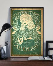 Ambition Girl 24x36 Poster lifestyle-poster-2