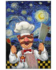 Chef 24x36 Poster front