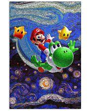 Van Gogh Art Mario 24x36 Poster front