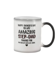 step-dad Color Changing Mug thumbnail
