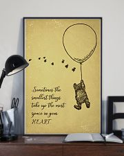 your heart 24x36 Poster lifestyle-poster-2