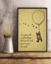 your heart 24x36 Poster lifestyle-poster-3