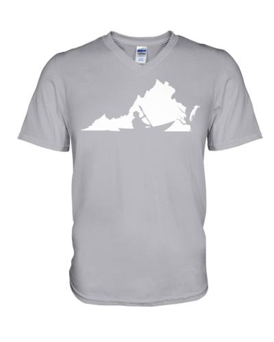 Virginia kayak