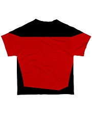 Red Shirt All-over T-Shirt back