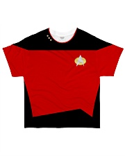 Red Shirt All-over T-Shirt front