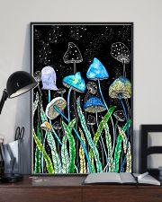 Mushroom Night 24x36 Poster lifestyle-poster-2