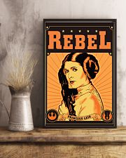 RB Lady 24x36 Poster lifestyle-poster-3