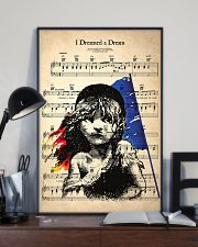 dream music 24x36 Poster lifestyle-poster-2
