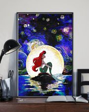 Mermaid VG 24x36 Poster lifestyle-poster-2