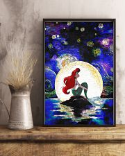 Mermaid VG 24x36 Poster lifestyle-poster-3