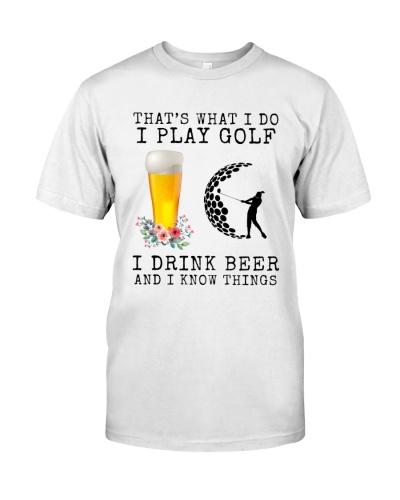 golf beer