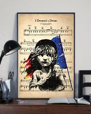 Dreamed Music 24x36 Poster lifestyle-poster-2