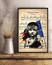 Dreamed Music 24x36 Poster lifestyle-poster-3