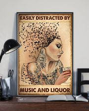 Music and Liquor 24x36 Poster lifestyle-poster-2