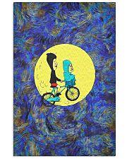 Bikemoon poster 24x36 Poster front