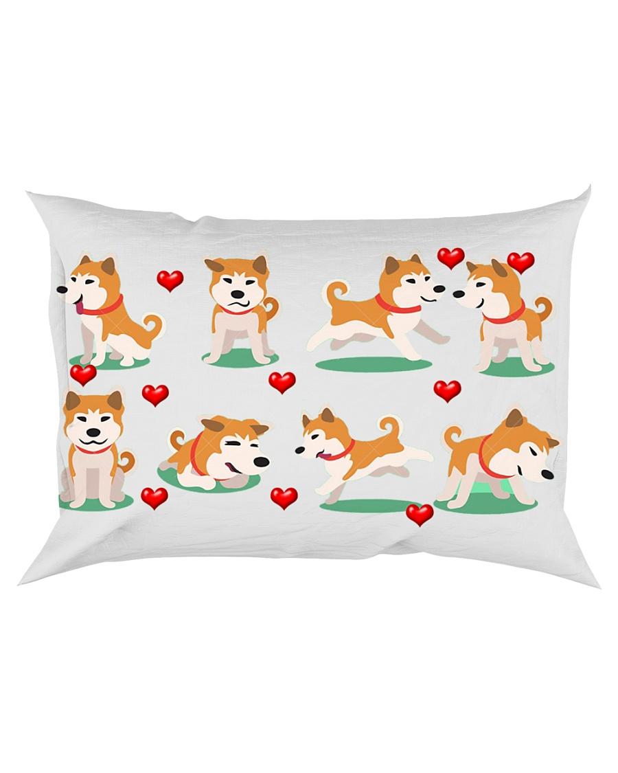 AKITA Rectangular Pillowcase