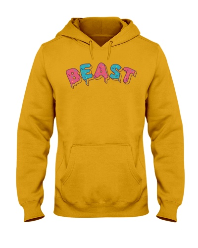 frosted beast hoodie