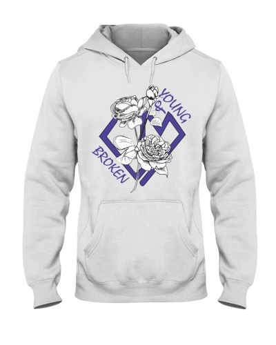 cash baker merch hoodie