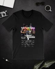 THE FAST SAGA FAST FURIOUS 9 CHIRT Classic T-Shirt lifestyle-mens-crewneck-front-16