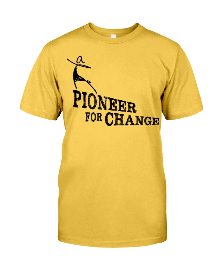 PIONEERS IN SKIRTS the movie  Classic T-Shirt