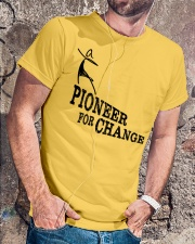 PIONEERS IN SKIRTS the movie  Classic T-Shirt lifestyle-mens-crewneck-front-4