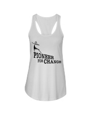 PIONEERS IN SKIRTS the movie  Ladies Flowy Tank thumbnail