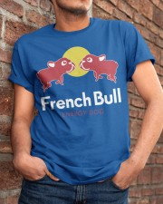 French Bulldog Energy Dog T Shirt Classic T-Shirt apparel-classic-tshirt-lifestyle-26