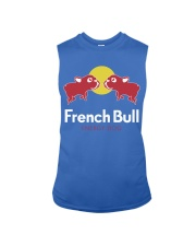 French Bulldog Energy Dog T Shirt Sleeveless Tee thumbnail