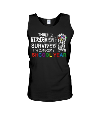 This Teacher survived 2018-2019 school year Shirt