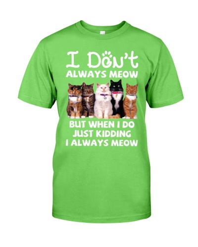 CAT SHIRT CUTE FUNNY CAT SHIRT
